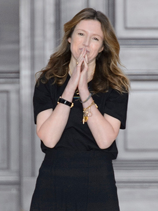 Clare Waight Keller is Givenchy's new artistic director.