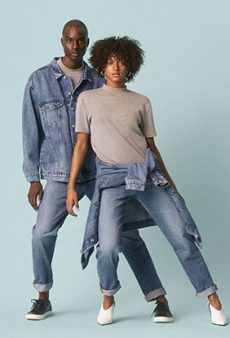 H&M Just Launched a Sustainable Unisex Denim Line, Here's What We're Buying