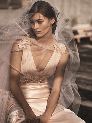 See every piece from the new Topshop Bride collection.