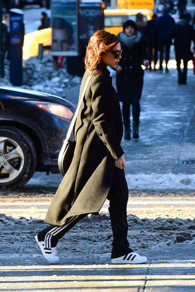 This New York Fashion Week, track pants got that elusive Victoria Beckham co-sign.