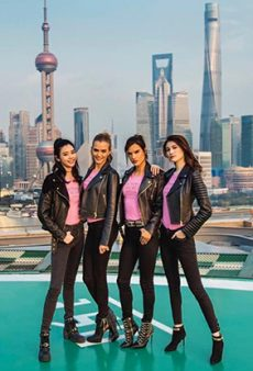 The 2017 Victoria's Secret Fashion Show Is Headed to Shanghai