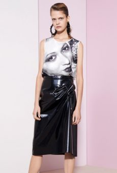 Time to Shine: Shop Spring's Vinyl and Patent Leather Trend