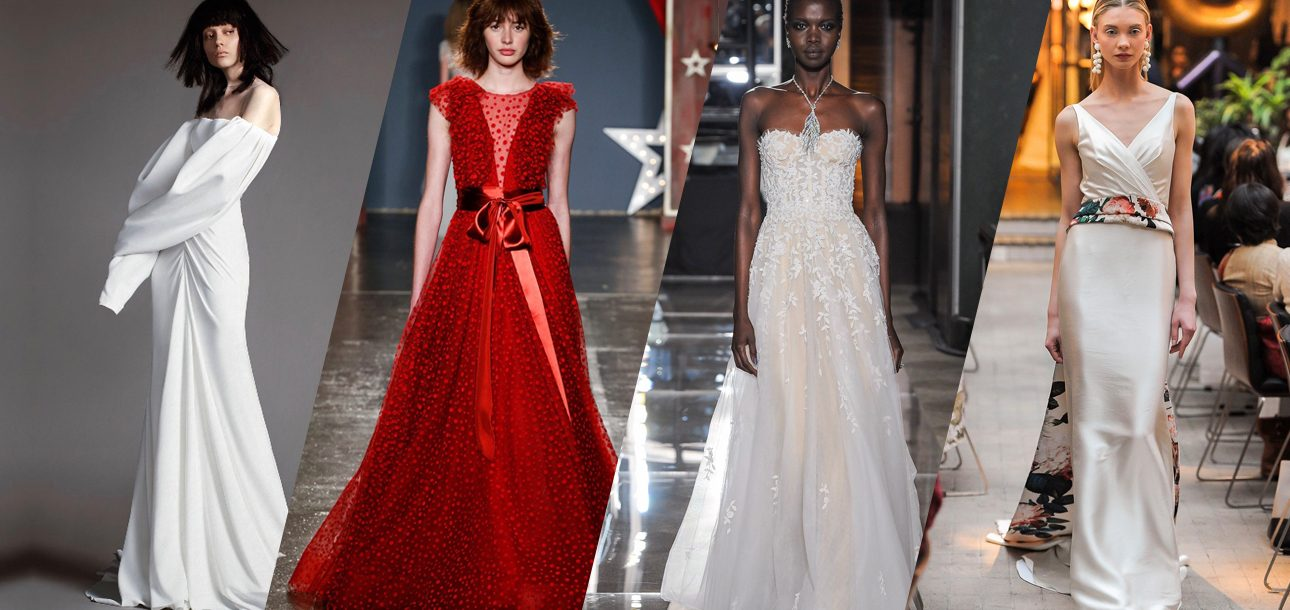 64 Most Gorgeous Wedding Dresses From Bridal Fashion Week Spring 2018