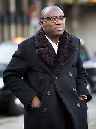 Beginning August 1, Edward Enninful will replace Alexandra Shulman as editor in chief of British Vogue.