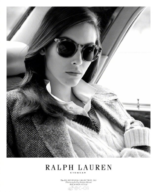 Ralph Lauren 'The Icons Collection' 2017 by Steven Meisel