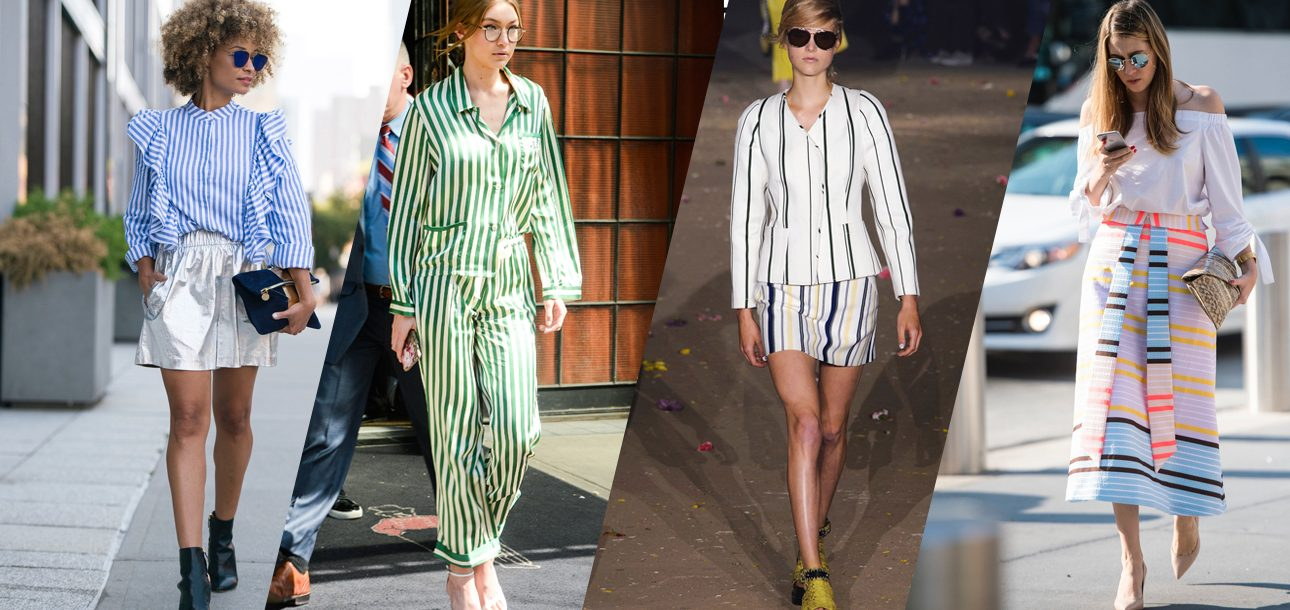 Stripes Are Taking Over Spring Fashion: Here's Proof