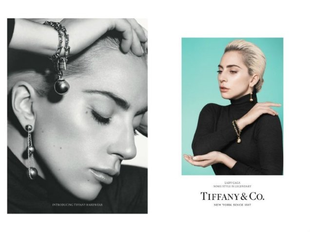 Tiffany & Co. 'Legendary Style' S/S 2017 : Lady Gaga by David Sims