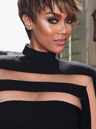 Tyra Banks does away with America's Next Top Model's upper age limit.