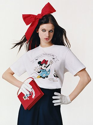 Olympia Le-Tan x Uniqlo x Disney