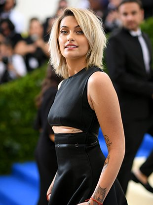 Paris Jackson in Calvin Klein by Appointment.