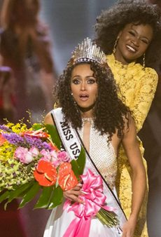 """The New Miss USA Is Getting Slammed for Saying Feminists """"Don't Really Care About Men"""""""