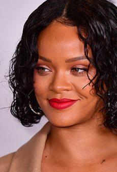 Watch Benevolent Goddess Rihanna Teach Math to Kids in Malawi