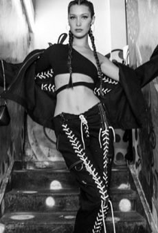 Topshop Accused of Ripping off One of Bella Hadid's Favorite Indie Labels