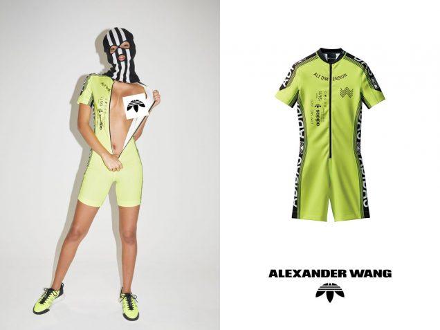 Adidas Originals x Alexander Wang Season 2 campaign.
