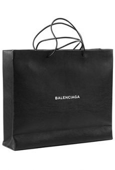 Would You Buy This Balenciaga Shopper for $1,820?