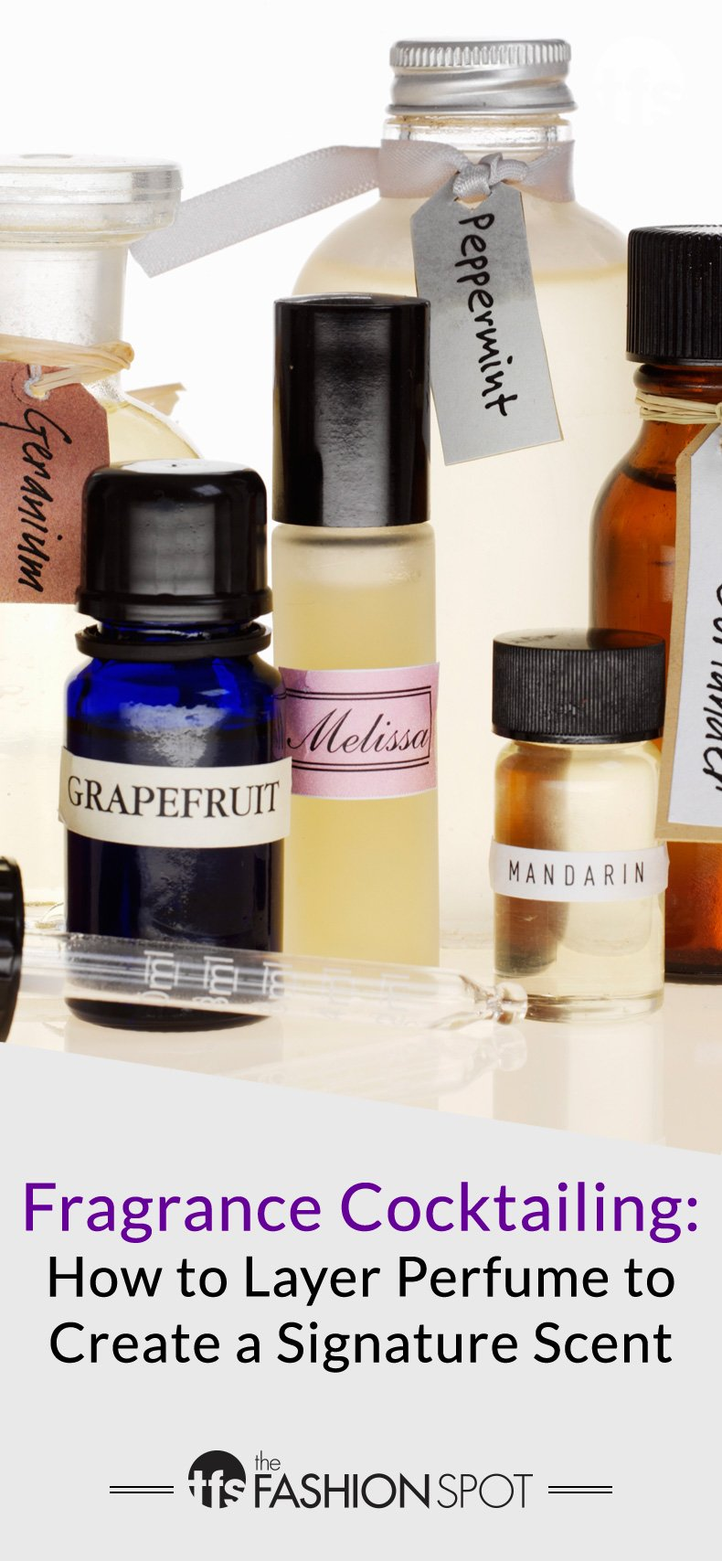 Fragrance Cocktailing: How to Layer Perfume to Create a Signature Scent