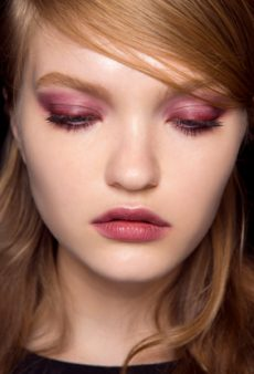 Here's How to Master This Season's Monochrome Makeup Trend