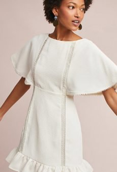There's No Resisting It: 19 Takes on the Essential White Summer Dress