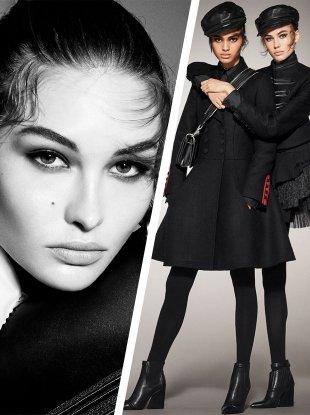 Zara F/W 2017.18 by Steven Meisel