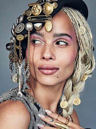 Zoë Kravitz is YSL Beauté's newest global makeup ambassador.