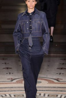 The Best Fall Denim Looks as Told by the Runways