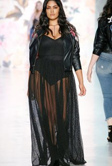 Plus-Size Brand Torrid Celebrates Diversity With Its First NYFW Show