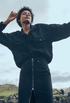 H&M's Eco-Friendly Denim Line Is Here: Here's How to Wear It the Spring 2018 Runway Way
