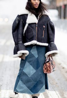 It's Official: Shearling Coats Are Fall's It Outerwear