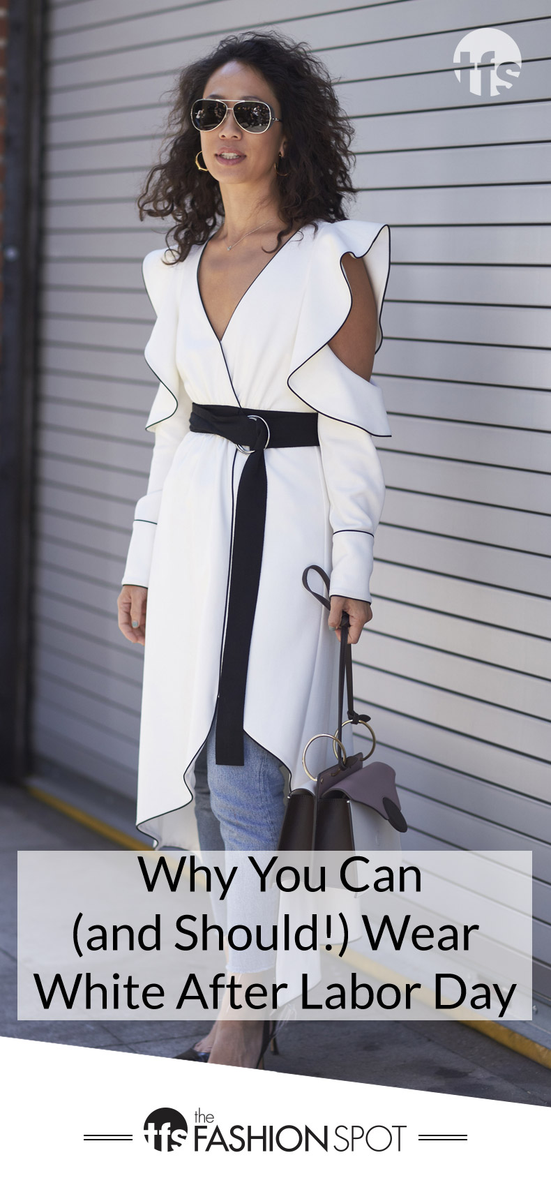 Proof You SHOULD Wear White After Labor Day