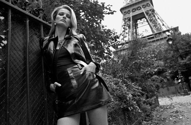 The Edit October 26, 2017 : Edita Vilkeviciute by Quentin de Briey