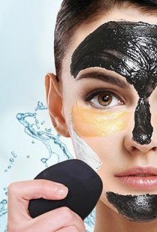 Your Face Deserves These Charcoal Masks (Whether You've Been Naughty or Nice)