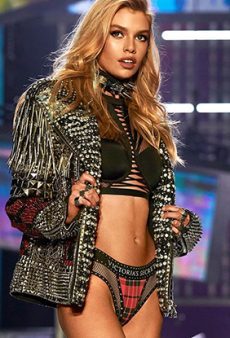 Shop the Full Victoria's Secret x Balmain Capsule Collection Now, Before It Flies off Shelves