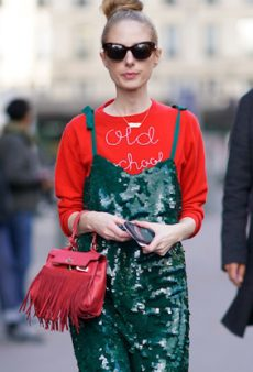 10 Street Style Ways to Extend the Life of Your Party Pieces
