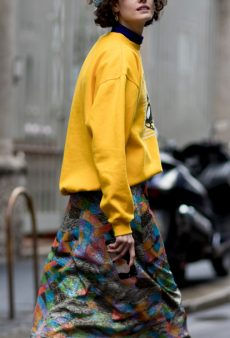 100 Best Street Style Looks From Milan Fashion Week
