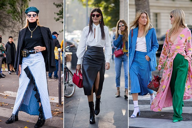 Show Some Skin: Slits Are In slit trend street style