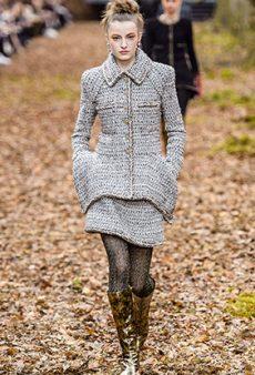 Chanel Fall 2018 Runway