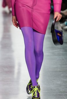 Rainbow Tights: The Fall 2018 Trend You Can Wear Right Now