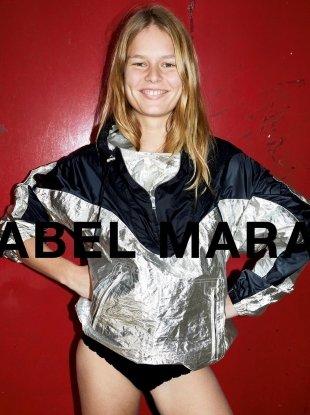 Isabel Marant S/S 2018 : Anna Ewers by Juergen Teller