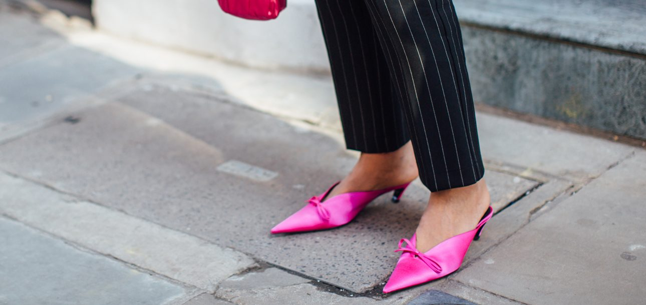Shop Spring's Must-Have V-Cut Shoe Trend for Every Budget