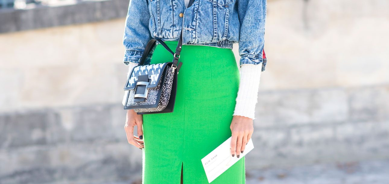 Forget Ultra Violet and Millennial Pink, Kelly Green Is Fashion's New Favorite Color