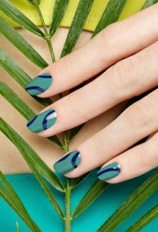 20 Cool Nail Art Designs to Heat Up Summer