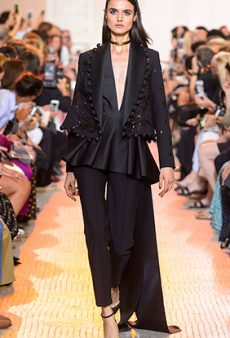 Elie Saab Haute Couture Fall 2018 Runway