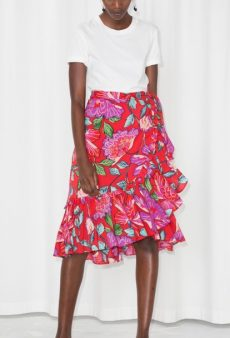 19 Wrap Skirts to Take You From the Beach to the Streets