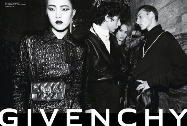 Givenchy F/W 2018.19 by Steven Meisel