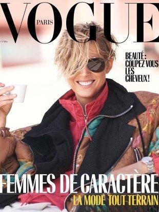 Vogue Paris August 2018 : Iselin Steiro by David Sims