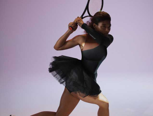 ec6e9c555 Serena Williams Will Debut the New Off-White for Nike Collection at ...