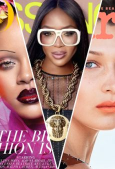 September Issues: All the Magazine Covers We Loved and Hated for 2018