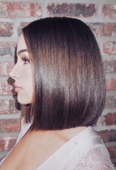 Glass Hair Is the Celeb-Approved Way to Score Shiny, Polished Locks This Season