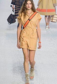 Hermès Spring 2019 Runway