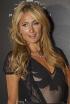 Paris Hilton at Milan's Just Cavalli Restaurant & Club
